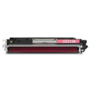 Compatible HP 126A Magenta, CE313A toner cartridge, 1000 pages, magenta