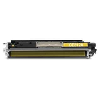 Compatible HP 126A Yellow, CE312A toner cartridge, 1000 pages, yellow