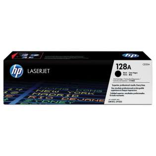 OEM HP CE320A / 128A cartridge - black