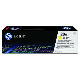 OEM HP CE322A / 128A cartridge - yellow