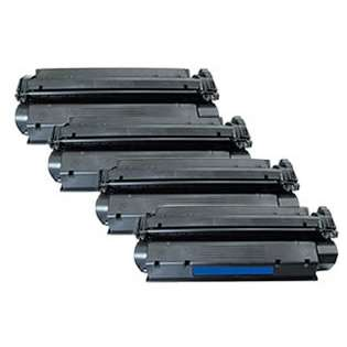 Compatible HP 12A, Q2612A toner cartridges (pack of 4)