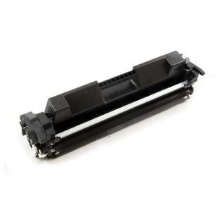 Compatible HP CF217A (17A) toner cartridge - MICR black