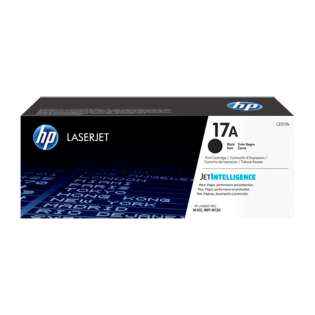 OEM (genuine original) HP CF217A (17A) toner cartridge - black