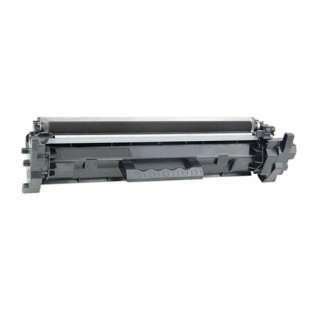 Compatible HP CF217A (17A) toner cartridge - black