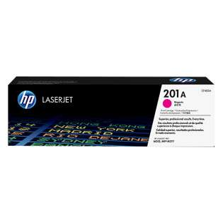 OEM HP CF403A / 201A cartridge - magenta
