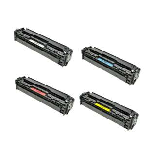 Compatible HP 215A toner cartridges - WITHOUT CHIP - 4-pack