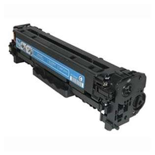 Compatible HP 305A Cyan, CE411A toner cartridge, 2600 pages, cyan