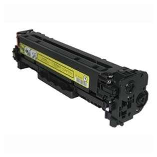 Compatible HP 305A Yellow, CE412A toner cartridge, 2600 pages, yellow