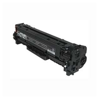 Compatible HP 305X Black, CE410X toner cartridge, 4000 pages, high capacity yield, black