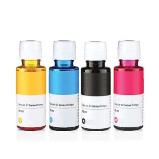 Compatible ink bottle for HP 31 - cyan
