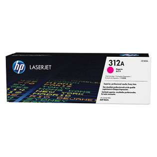 OEM HP CF383A / 312A cartridge - magenta