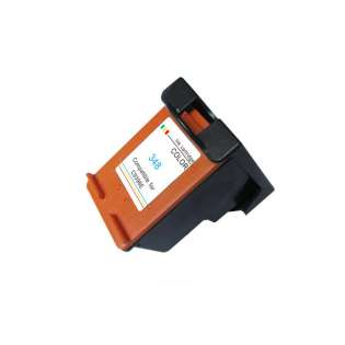 Remanufactured HP C9369EE (HP 348) ink cartridge - color