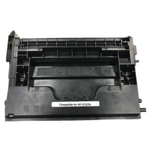 Replacement Compatible HP CF237A (37A) toner cartridge - black