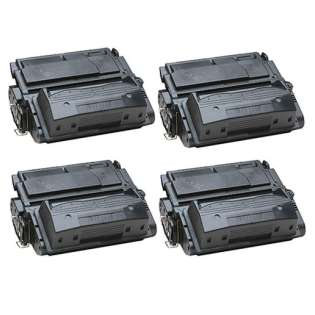 Compatible HP Q1339A (39A) toner cartridges - Pack of 4