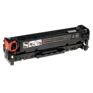 Compatible HP CF410X (410X) toner cartridge - high capacity yield black