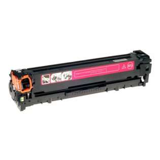 Compatible HP CF413X (410X) toner cartridge - high capacity yield magenta