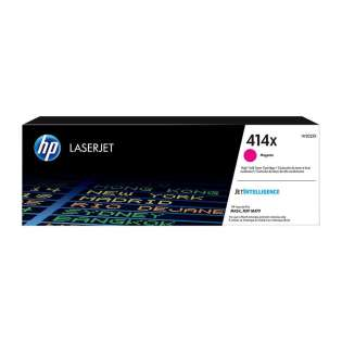 Original HP W2023X (414X) toner cartridge - high capacity magenta - now at 499inks