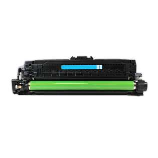 Compatible HP 507A Cyan, CE401A toner cartridge, 6000 pages, cyan