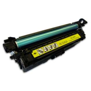 Compatible HP 507A Yellow, CE402A toner cartridge, 6000 pages, yellow