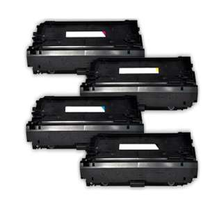 Compatible HP 508A toner cartridges - (pack of 4)