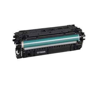 Compatible HP CF360A (508A) toner cartridge - black