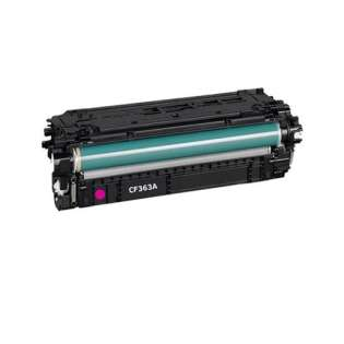 Compatible HP CF363A (508A) toner cartridge - magenta