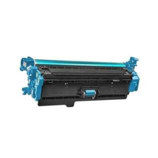 Compatible HP CF361X (508X) toner cartridge - cyan