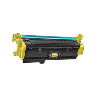 Compatible HP CF362X (508X) toner cartridge - yellow