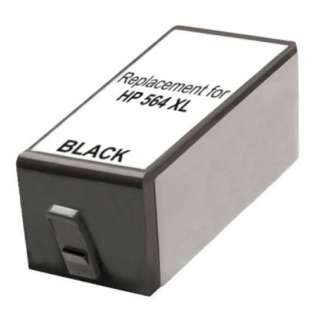Remanufactured HP CB321WN / 564XL cartridge - black
