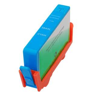Remanufactured HP CB323WN / 564XL cartridge - cyan