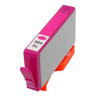 Remanufactured HP CB324WN / 564XL cartridge - magenta