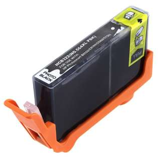 Remanufactured HP CB322WN / 564XL cartridge - photo black