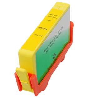 Remanufactured HP CB325WN / 564XL cartridge - yellow