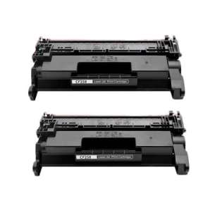 Compatible HP CF258X (58X) toner cartridge - WITHOUT CHIP - 2-pack - now at 499inks