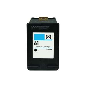 Remanufactured HP 61, CH561WN ink cartridge, black