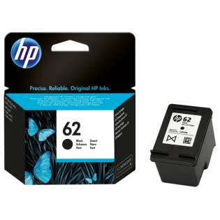 OEM (genuine original) HP C2P04AN (HP 62) ink cartridge - black