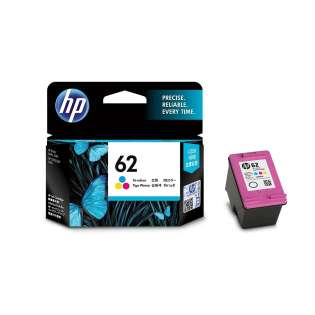 OEM (genuine original) HP C2P06AN (HP 62) ink cartridge - color