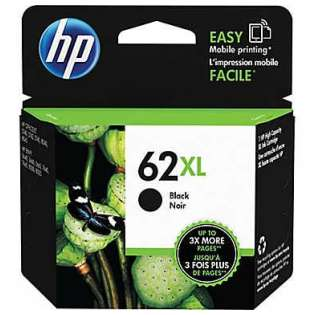 OEM (genuine original) HP C2P05AN (HP 62XL) ink cartridge - high capacity black