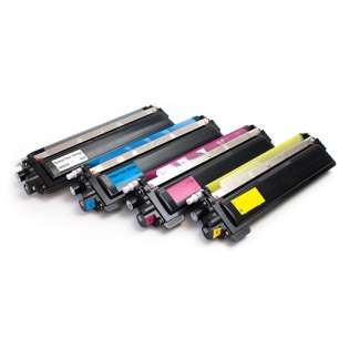 Compatible HP 645A toner cartridges - Pack of 4