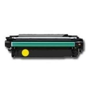 Compatible HP CE342A (651A) toner cartridge - yellow