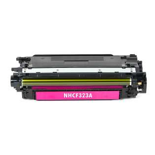 Compatible HP 653A Magenta, CF323A toner cartridge, 16500 pages, magenta