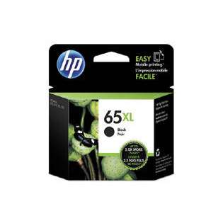 OEM (genuine original) HP N9K04AN (HP 65XL) ink cartridge - high capacity black