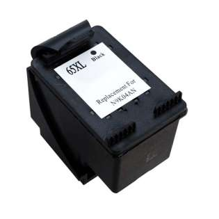 Remanufactured HP N9K04AN (HP 65XL) ink cartridge - high capacity black
