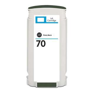 Remanufactured HP 70, C9449A ink cartridge, photo black