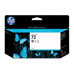 HP 72XL, C9374A Genuine Original (OEM) ink cartridge, high capacity yield, gray