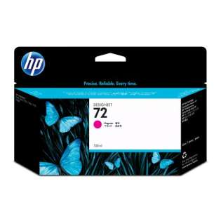 HP 72XL, C9372A Genuine Original (OEM) ink cartridge, high capacity yield, magenta
