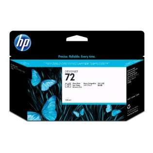 HP 72XL, C9370A Genuine Original (OEM) ink cartridge, high capacity yield, photo black