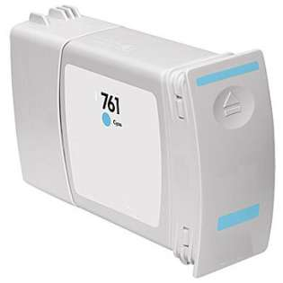 Replacement for HP CM994A / 761 400ml cartridge - cyan