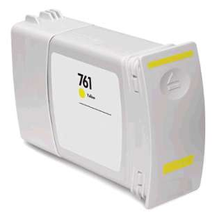 Replacement for HP CM992A / 761 400ml cartridge - yellow