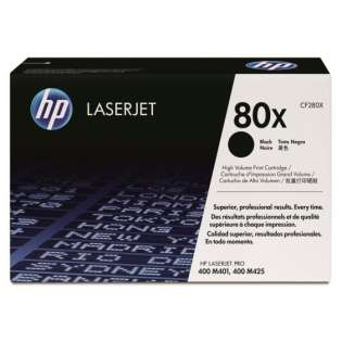OEM HP CF280X / 80X cartridge - high capacity black